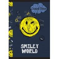 Zvezek Smiley A4 veliki karo