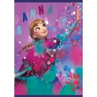 Zvezek Frozen A4 brezčrtni 227160