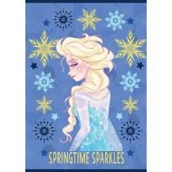 Zvezek Frozen A4 čtre 227149