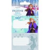 Etikete za zvezke Frozen 227134