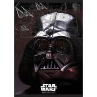 Zvezek Star Wars A4 črte 227175