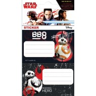 Etikete za zvezke Star Wars 223598