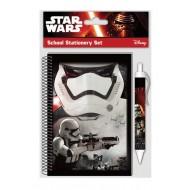 Zvezek s špiralo Star Wars A6 226588
