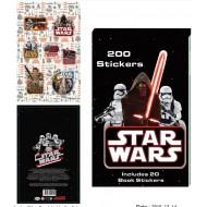 Knjiga z nalepkami Star Wars 223806