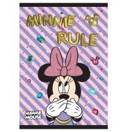 Zvezek Minnie A4 črte 227167