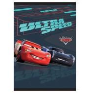 Zvezek Cars A4 črte 228939