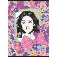 Zvezek Violetta A4 črte 227739