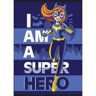 Zvezek Super hero girls A4 črte 65620