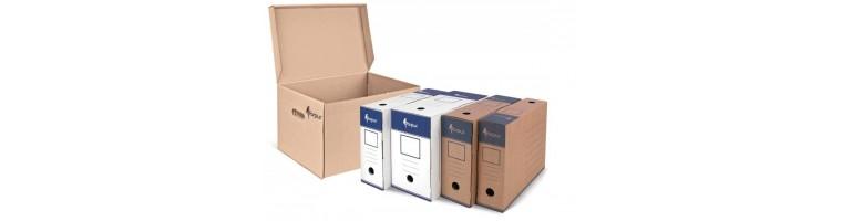 Arhivske in odložne škatle