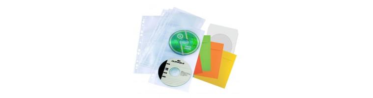 Shranjevanje CD in DVD medijev