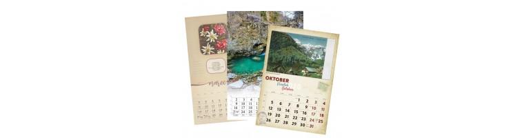 Stenski koledarji
