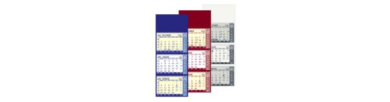 3-delni koledarji