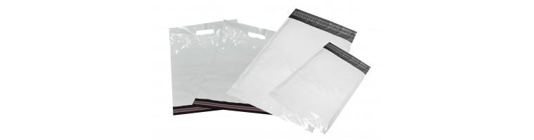 Vrečke za pošiljanje tekstila