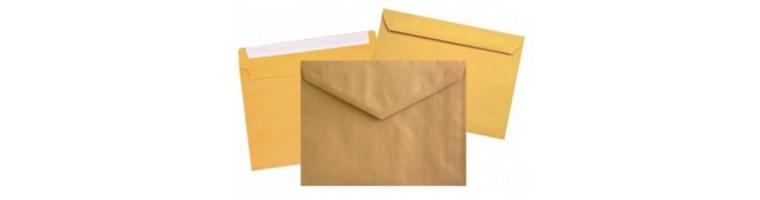 Rjave kuverte