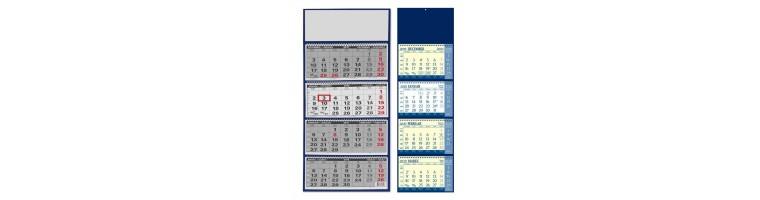 4-delni koledarji