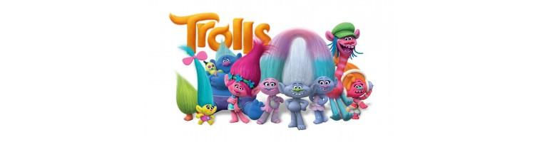 Kolekcija Smrkci in Trolls