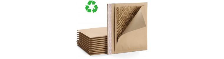Oblazinjene kuverte Eco satovje