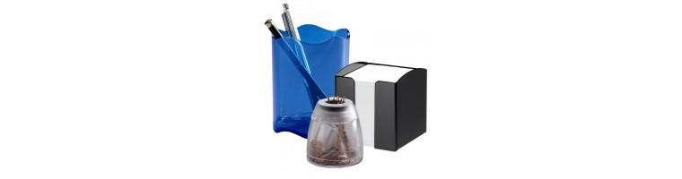 Lončki za svinčnike, sponke in kocke